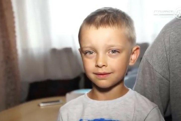 6-letni Bartek ocalił życie mamy, która zasłabła w środku nocy