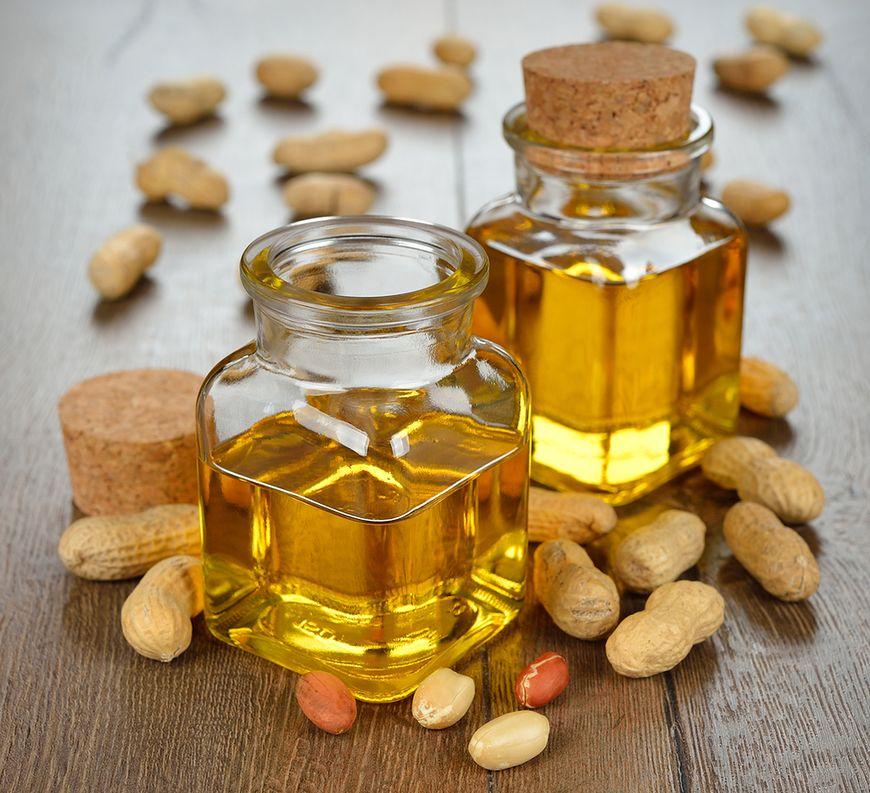 Olej z orzechów ziemnych