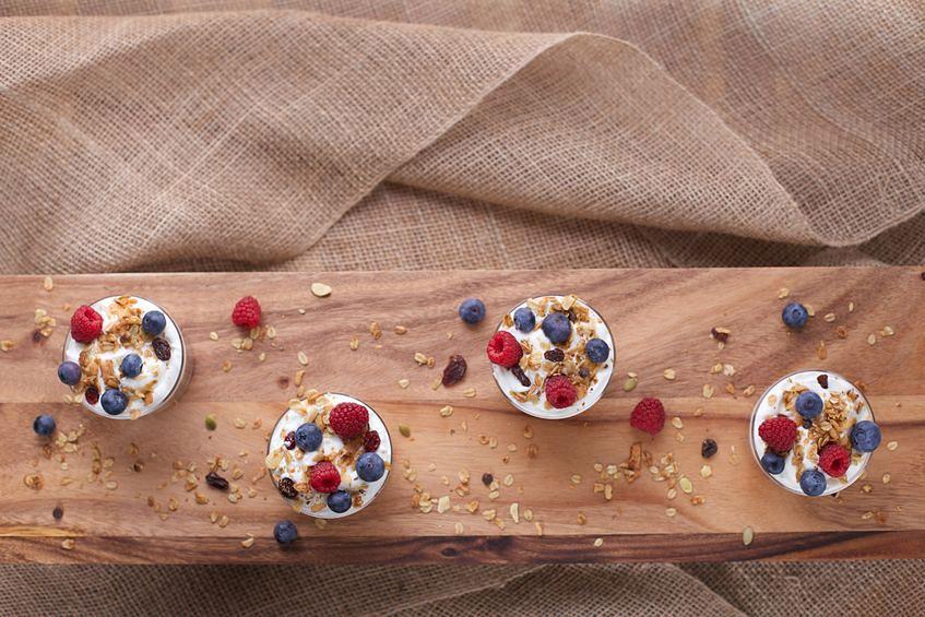 W jaki sposób jogurty wpływają na zdrowie?