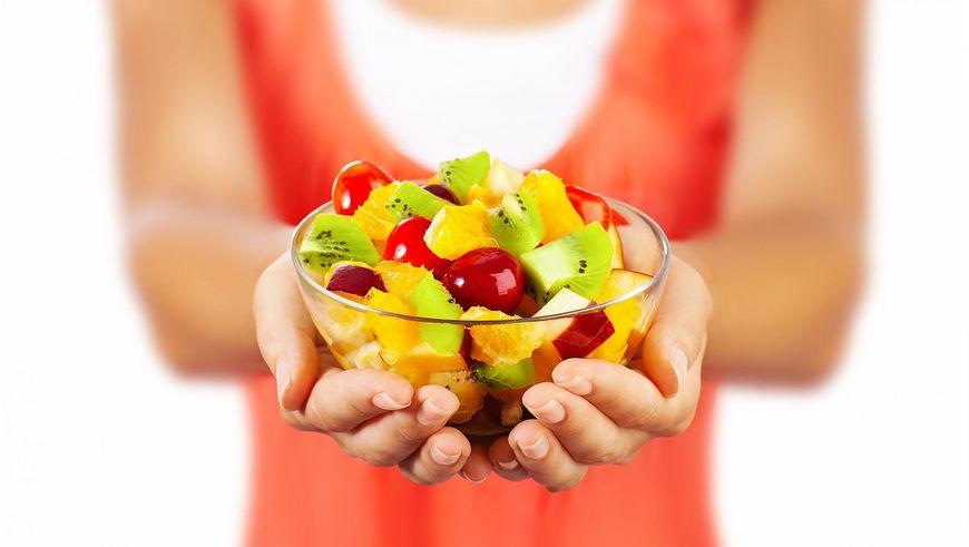 Zdrowe jedzenie to klucz do sukcesu