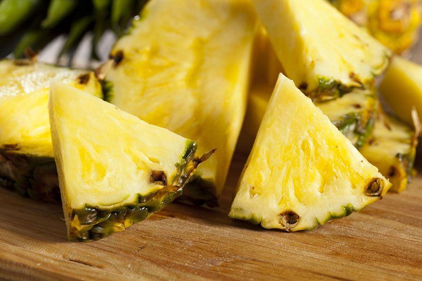 Ananas - właściwości