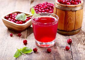 Naturalne napoje na infekcje dróg moczowych