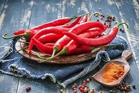 Zaskakujące właściwości papryczki chili