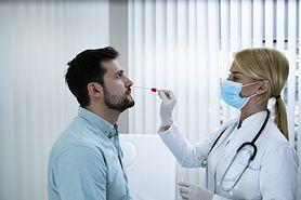 Wymaz z nosa - charakterystyka, wskazania, przebieg badania, interpretacja wyników