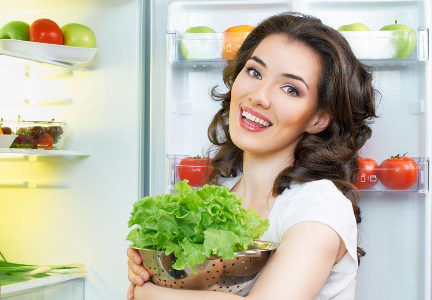 Moc warzyw i owoców