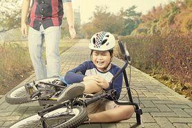 Pierwsza pomoc w przypadku urazów i kontuzji u dzieci