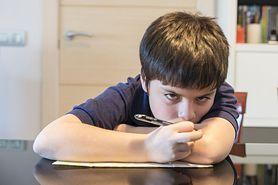 ''Nie śpią, bo odrabiają pracę domową''. Zaczął się kolejny rok szkolny