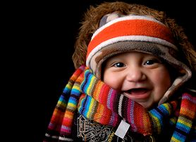 Podpowiadamy, jak ochronić skórę dziecka przed wiatrem i ujemnymi temperaturami
