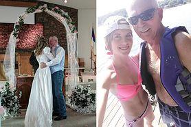 Małżeństwo z dużą różnicą wieku. Ona ma 19 lat, on 62 lata