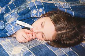 Co musisz wiedzieć gdy dziecko ma gorączkę?
