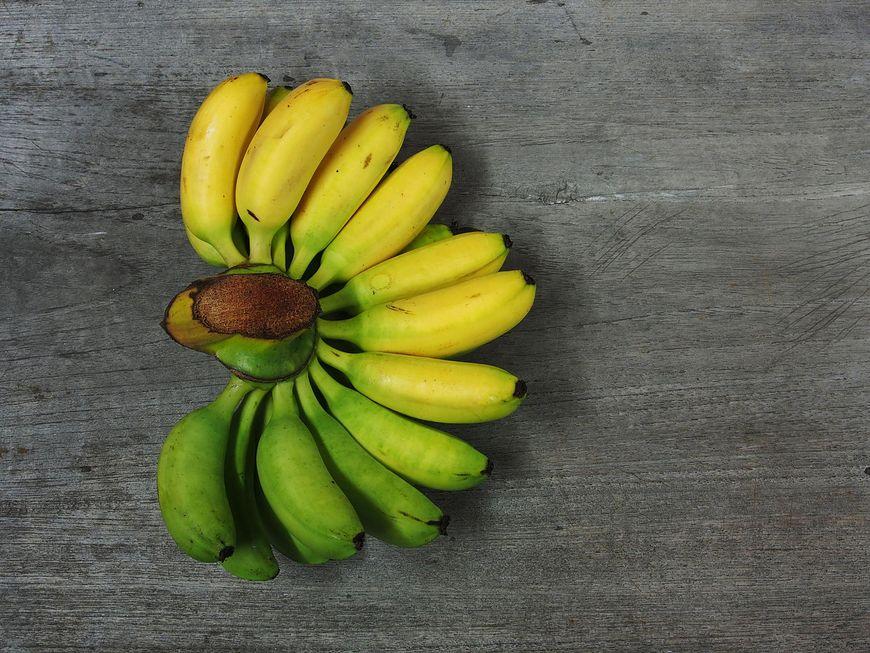 Skórka od banana wpływa na przemianę materii i chroni przed chorobami serca