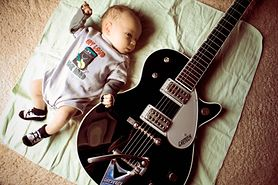 Muzyka dla niemowląt