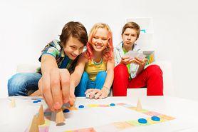 Strategiczne gry planszowe dla dziecka - przegląd
