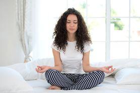 Medytacja na problemy ze snem