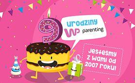 9 lat WP parenting - infografika