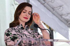 Anne Hathaway w drugiej ciąży. Wspiera kobiety, które mają problemy z niepłodnością