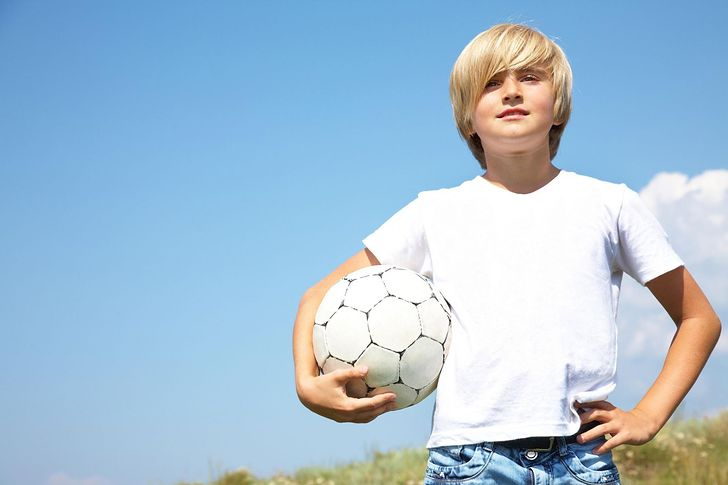 Urazy podczas gry w piłkę nożną