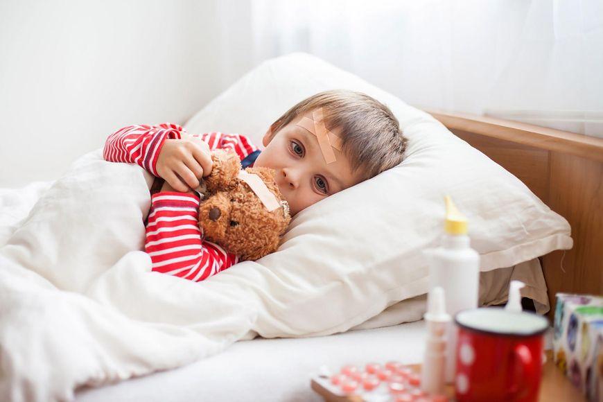 Gorączka u dzieci