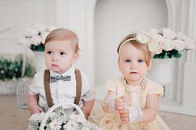 Eleganckie stylizacje dla niemowlaka