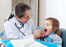Angina u dzieci. Objawy, leczenie i powikłania