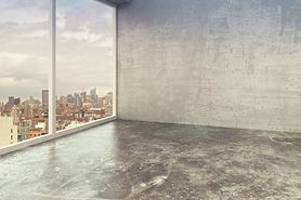 Beton we wnętrzach nie tylko na ścianach