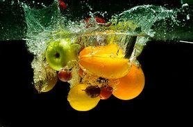 Jak prawidłowo myć owoce i warzywa?