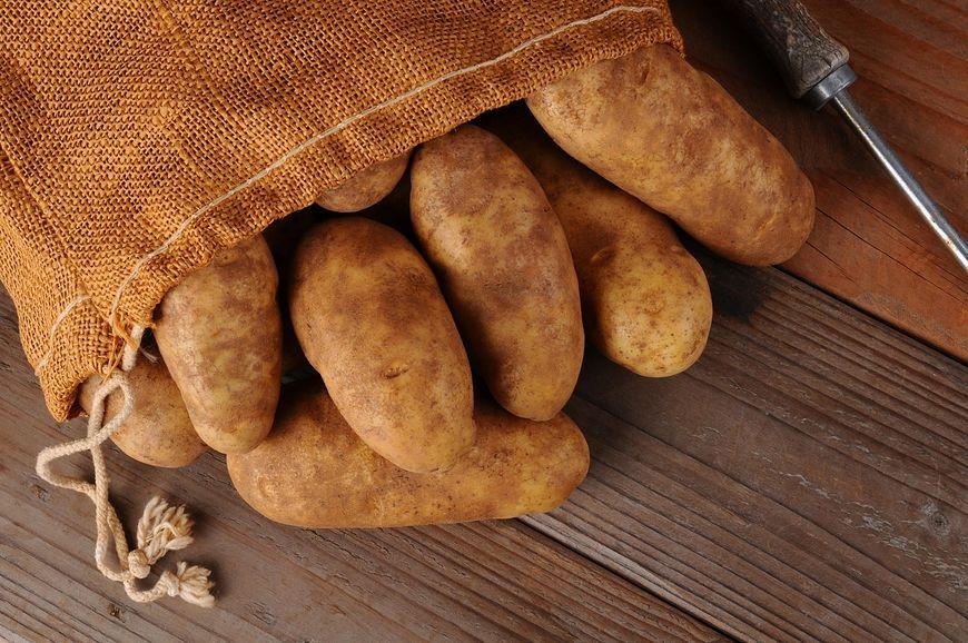 Ziemniaki dostarczają potasu, który obniża ciśnienie