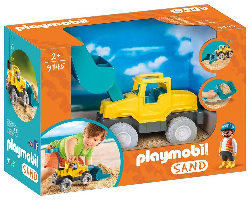 Koparka Playmobil Sand