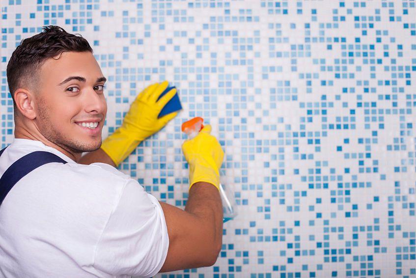 Domowe sposoby na czyszczenie fug