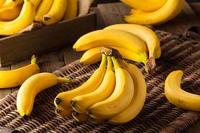 """Banany to """"must have"""" codziennej diety. Mamy dowody na co pomagają!"""