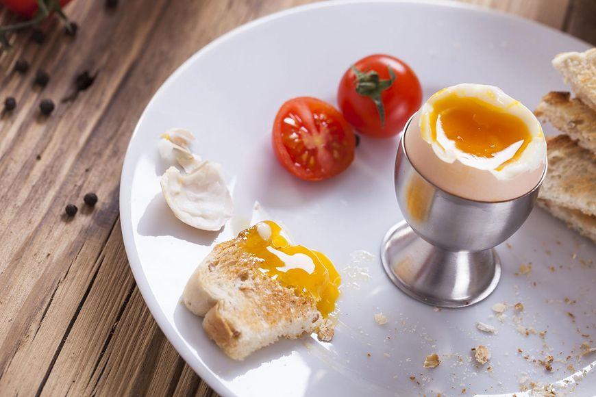 Jajka na miękko wybierają osoby praktyczne