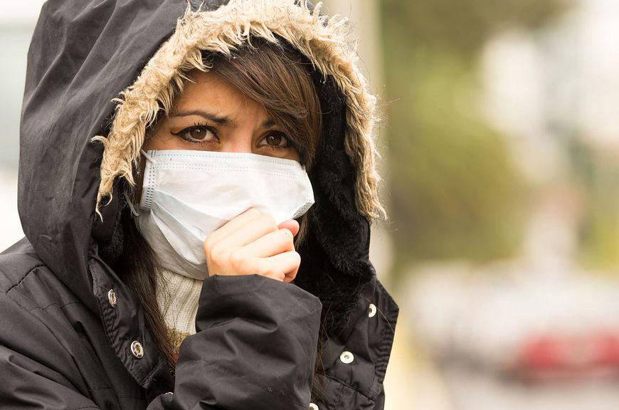 Smog szkodzi tak samo jak papierosy [123rf.com]