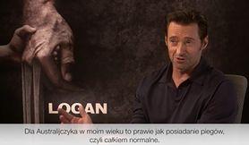 """Hugh Jackman o raku skóry: """"To normalne dla Australijczyka w moim wieku"""" (WIDEO)"""