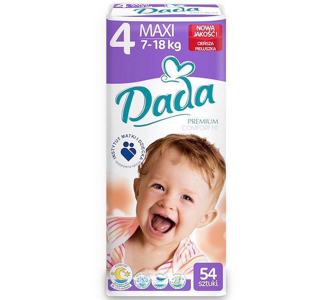 Pieluszki Dada