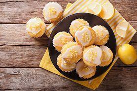 Cytrynowe mufinki