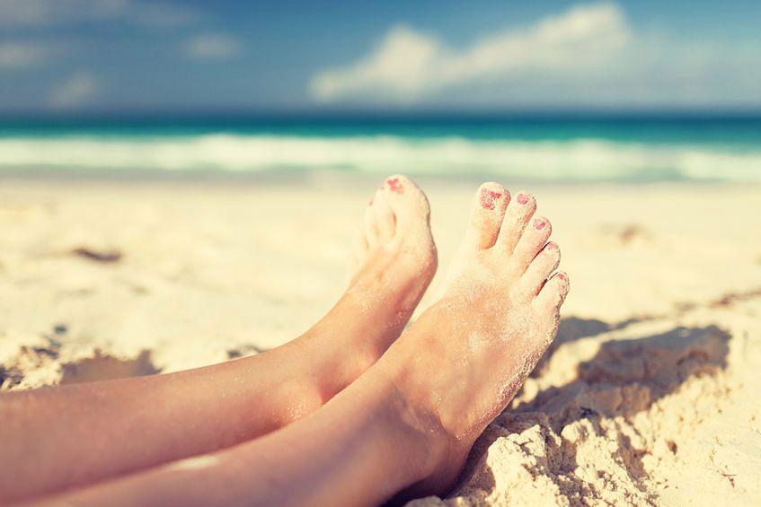Jakie bakterie kryją się w piasku?
