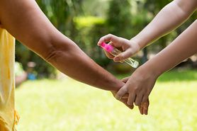Geranium - zapach, który odstrasza kleszcze