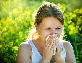 Alergia na pyłki kwiatów