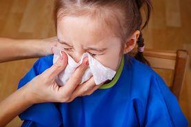 Choroby w przedszkolu