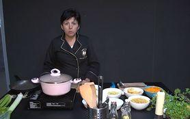 Peruwiańska rozgrzewająca zupa (WIDEO)