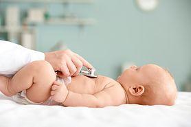 Wady wzroku u niemowląt