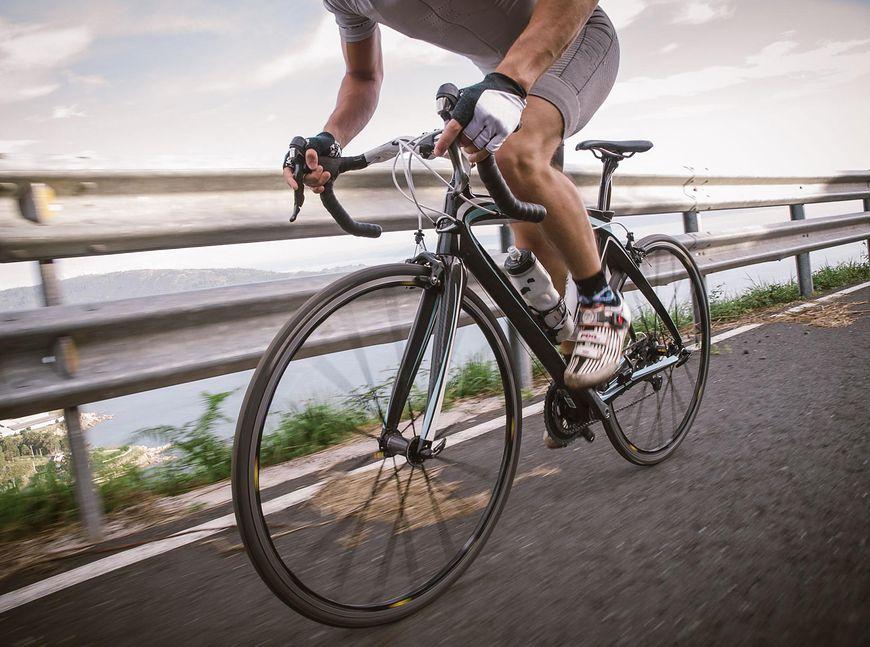Jazda na rowerze: 510 kcal