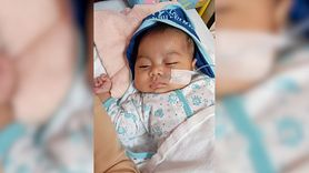 2-miesięczna dziewczynka zaczęła wymiotować krwią. Była bierną palaczką (WIDEO)