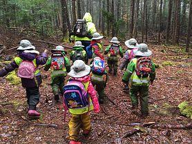 Leśne przedszkola alternatywą dla tradycyjnych?