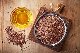 Właściwości lecznicze oleju lnianego