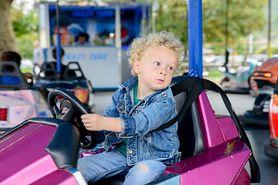 Tory samochodowe dla małego rajdowca