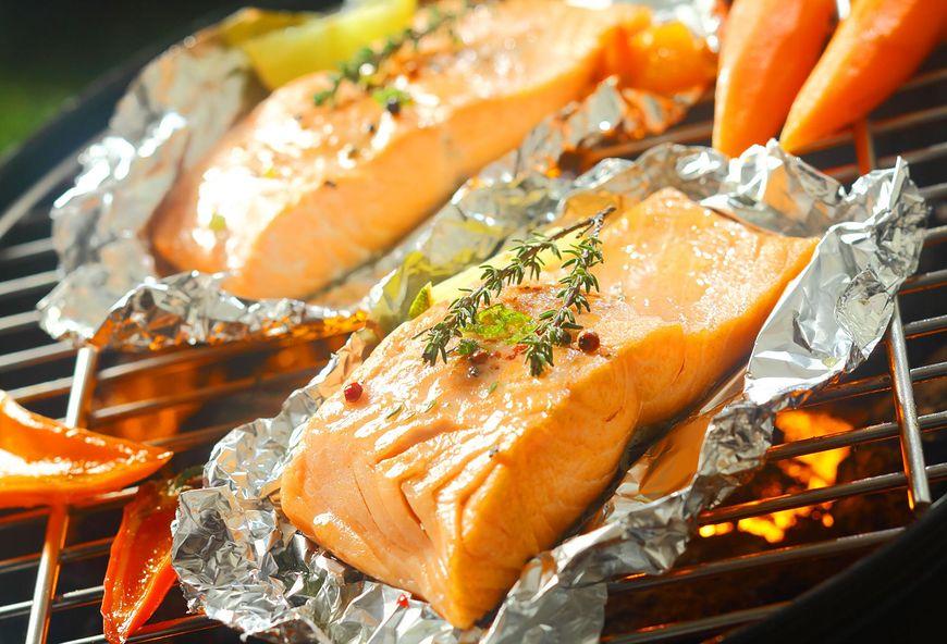 Tłuste ryby powinniśmy spożywać dwa razy w tygodniu