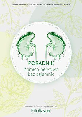 "Poradnik ""Kamica nerkowa bez tajemnic"""