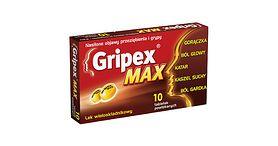 Gripex - najważniejsze pytania, charakterystyka, wskazania, formy leku