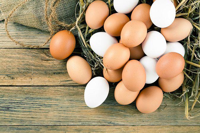 Afrykańska tradycja z jajkiem